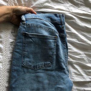 GAP Jeans - Gap jeans light blue cozy